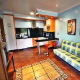 Lejlighed - 1 soveværelse - terrasse - Stue