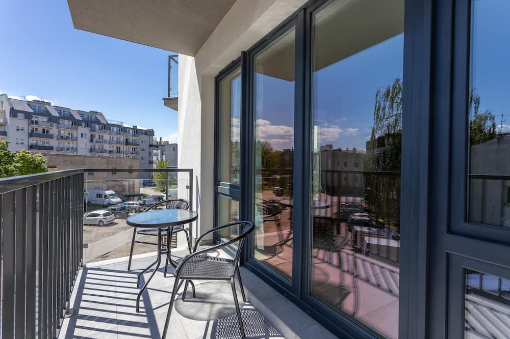 Comfort Condo (Centrum) - Balcony