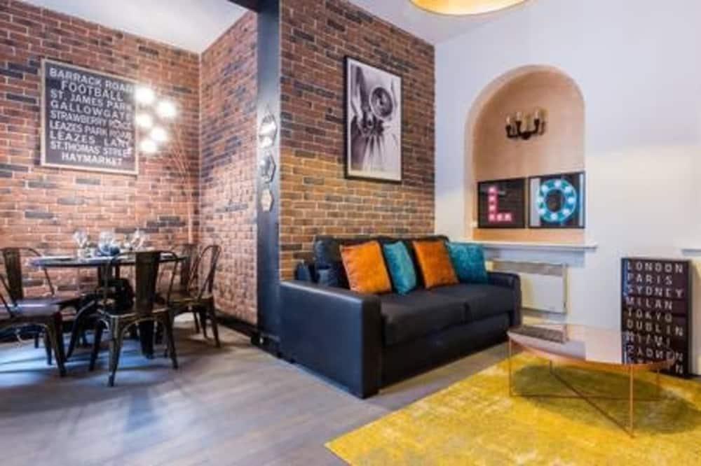 Apartmán typu Basic, 1 dvojlôžko - Izba