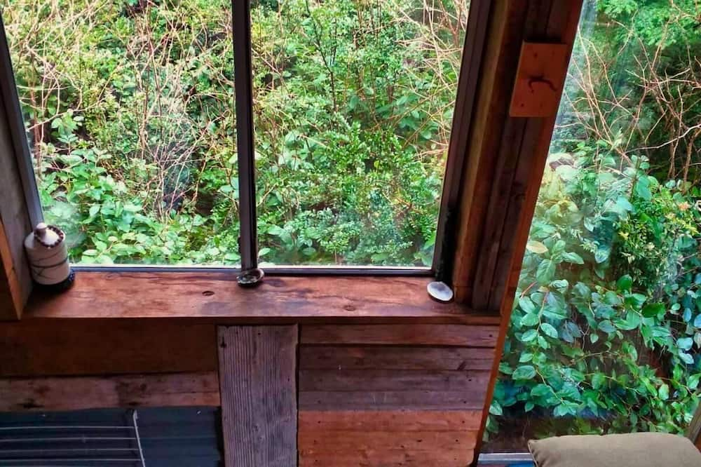 Artist Tiny Home Gallery in the Forest