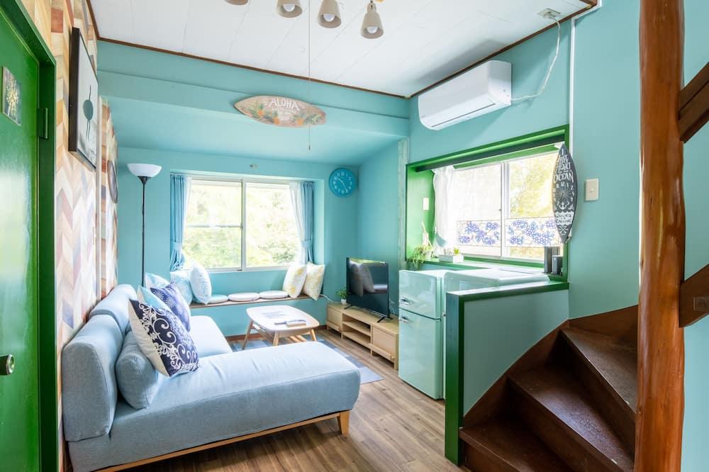 Kuća, 3 spavaće sobe, za nepušače - Dnevni boravak