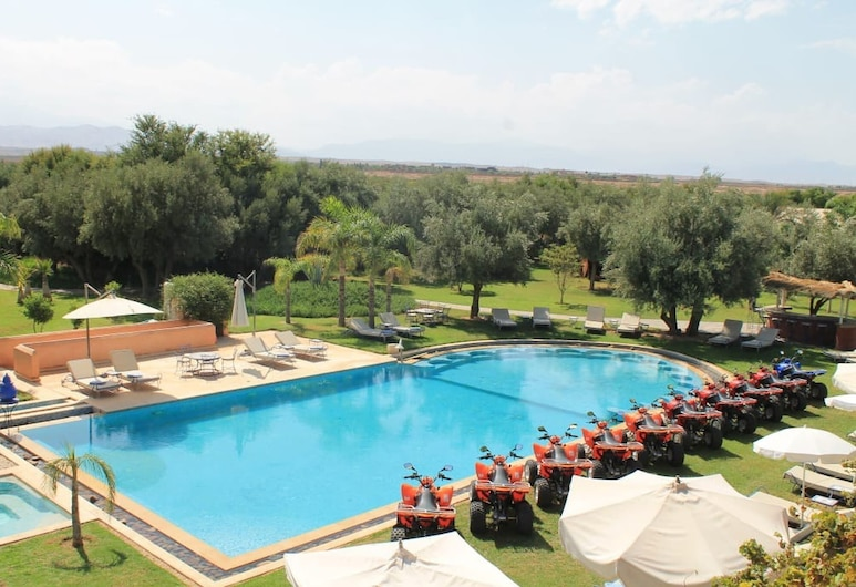 Villa des Senteurs - Paillotes and B b for a Stay With Family or Friends, Marrakech, Miscellaneous