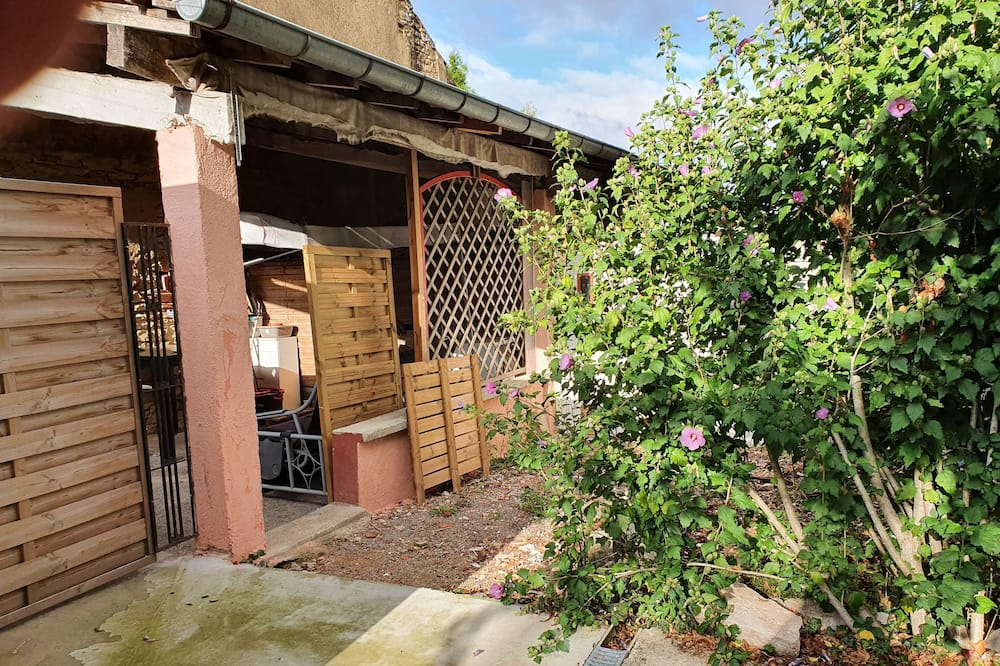 Comfort Apart Daire, Banyolu/Duşlu - Bahçe