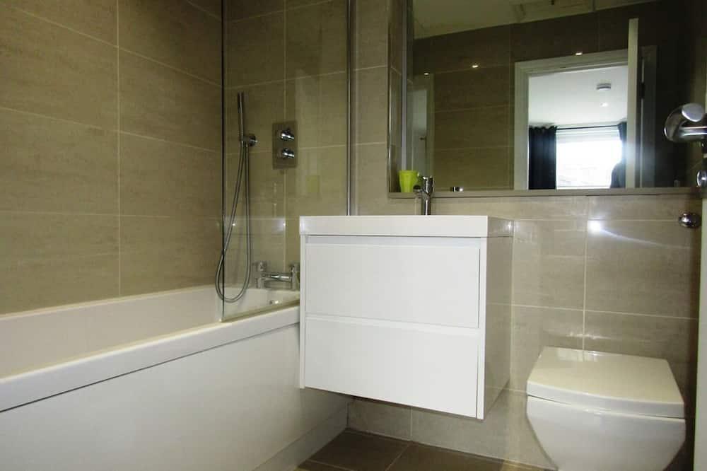 都會雙人房 - 浴室