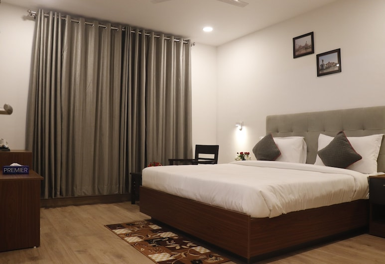 Clarks Collection Lucknow Transport Nagar, Lucknow, Deluxe Room, Guest Room