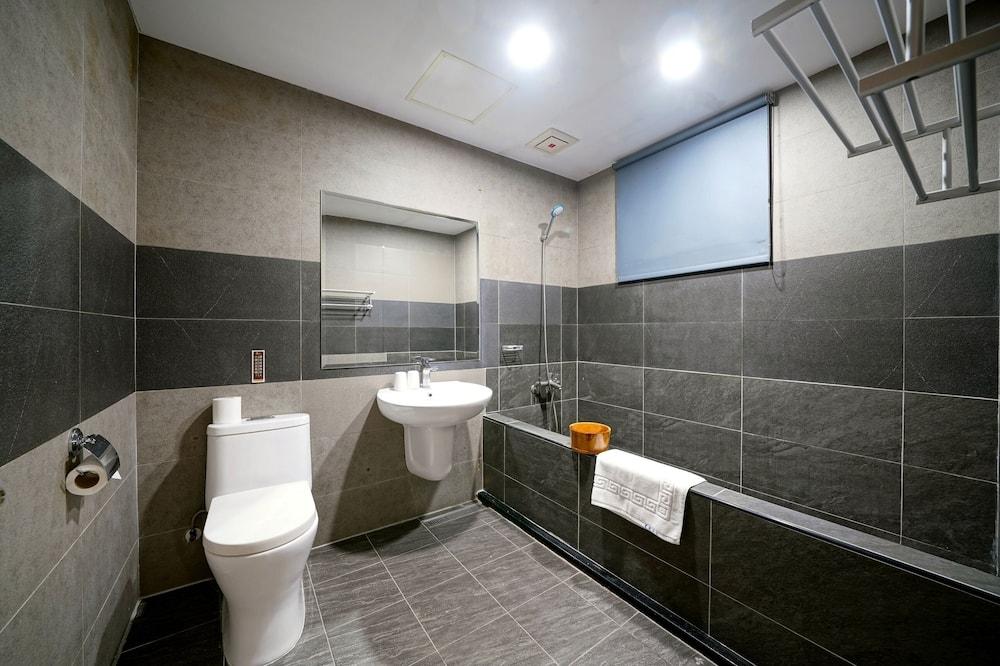 Dvojlôžková izba typu Superior, vaňa - Kúpeľňa
