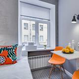 Standard Apartment, 1 Katil Kelamin (Double) - Tempat Makan dalam Bilik