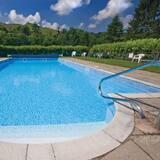 캐빈, 침대(여러 개) - 수영장