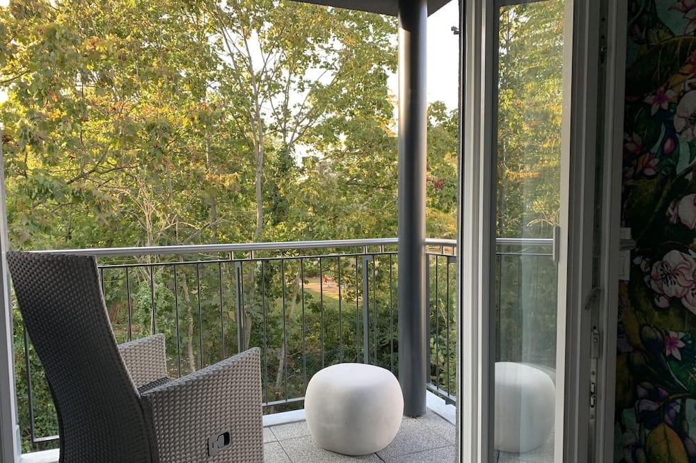 Klassieke studio - Balkon