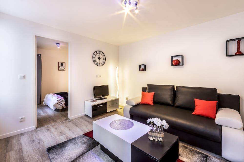 Apartment, Private Bathroom, Courtyard View (apt design et fonctionnel) - Lounge
