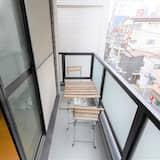 4F, Non Smoking - Balcony