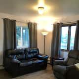 Apartmán (Modern, exquisite 1-bedroom home in A) - Obývací pokoj