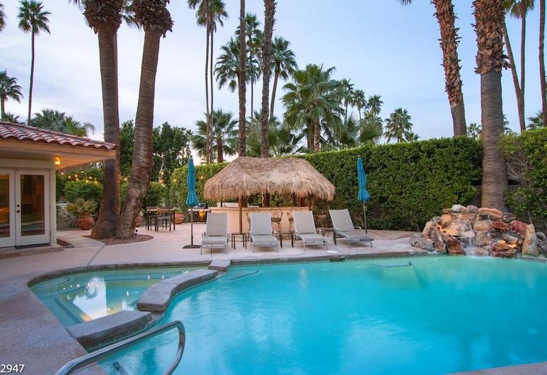 Maison du Soleil, Palm Springs, Maison du Soleil, Pool