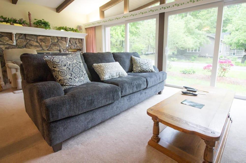 Lake Winni - BA - 208 - Living Room