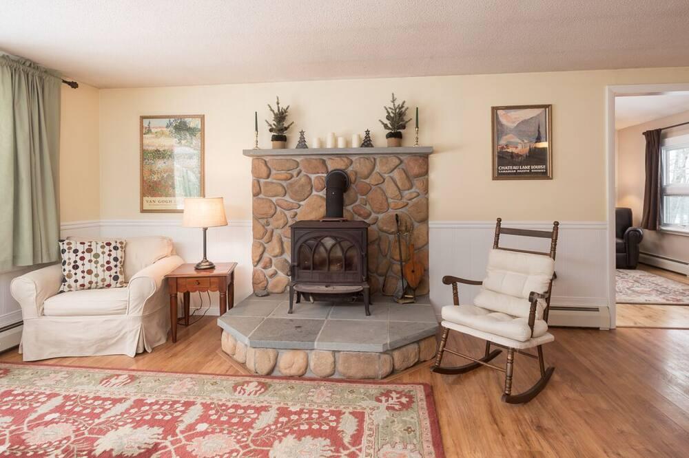 Lake Winni - BA - 207 - Living Room