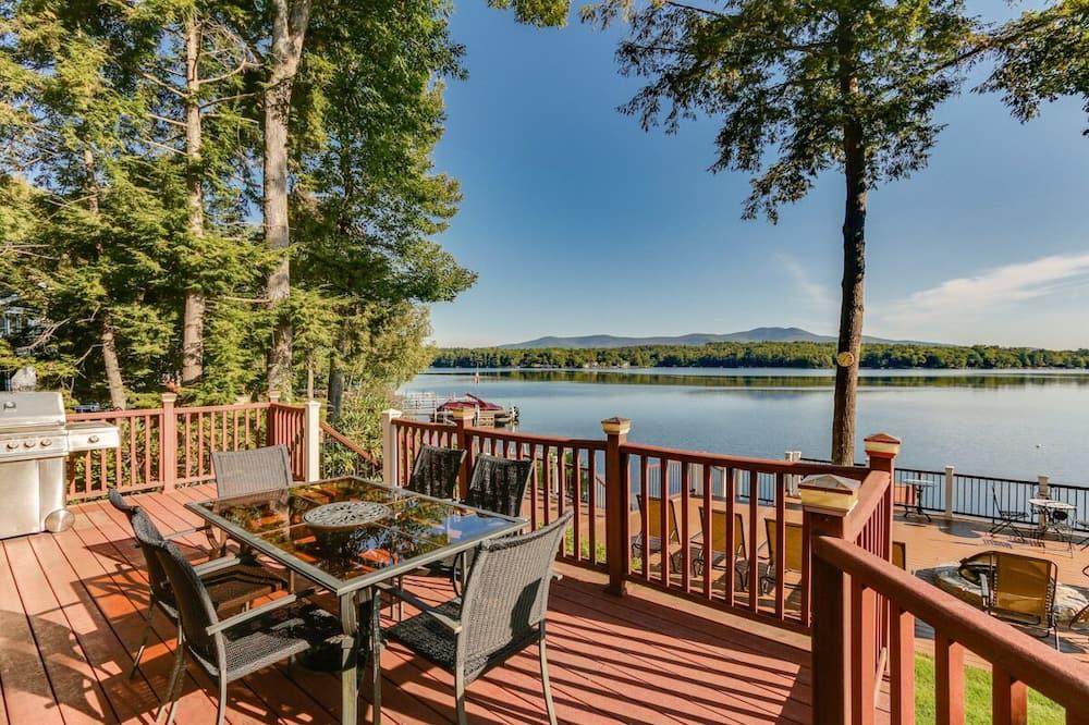 Lake Winni - WF - 458 - Balcony