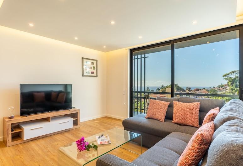 Apartamento Magnólia, Funchal, Elite Apartment, Living Area