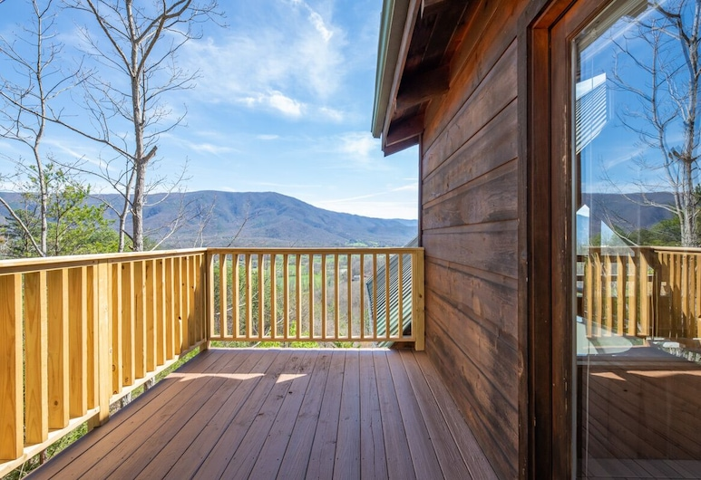 A View to Remember, Sevierville, A View to Remember, Balcony
