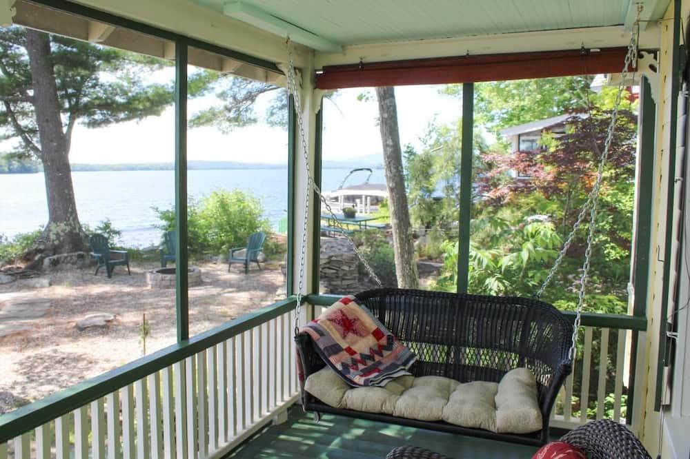Lake Winni - WF - 305 - Balcony