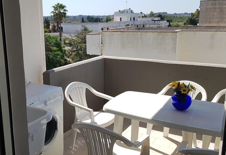 Appartamenti Rivabella Gallipoli, Gallipoli, Apartament, Balkon
