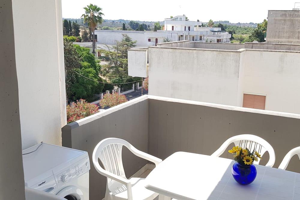 Apartment - Balkon