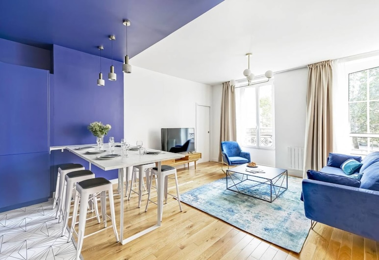 Guestready - Fantastic Apt Near Bastille, Paris, Sala de Estar