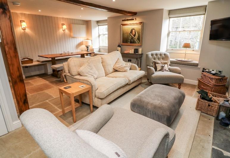 Birks Cottage, Sedbergh, Obývací pokoj