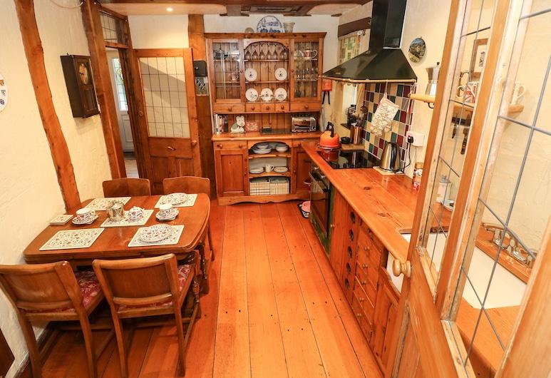 Brook Cottage, Swansea, מטבח פרטי