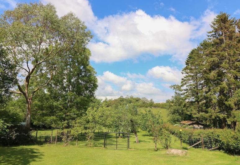 West View Cottage, Carnforth, Overnatningsstedets område