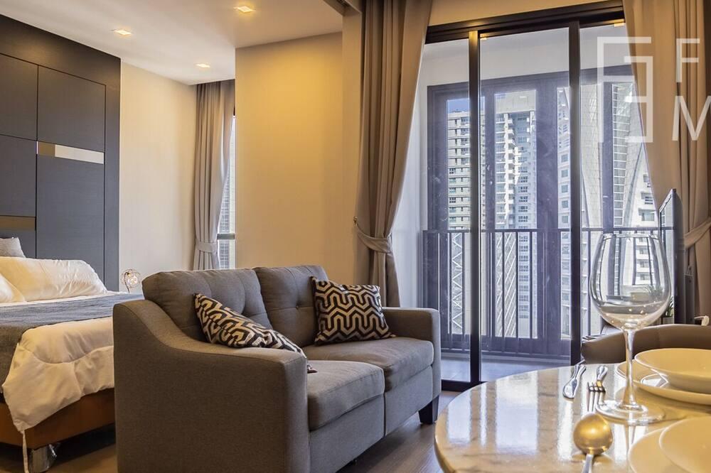 Apartment, 1 Bedroom, Kitchen - Room