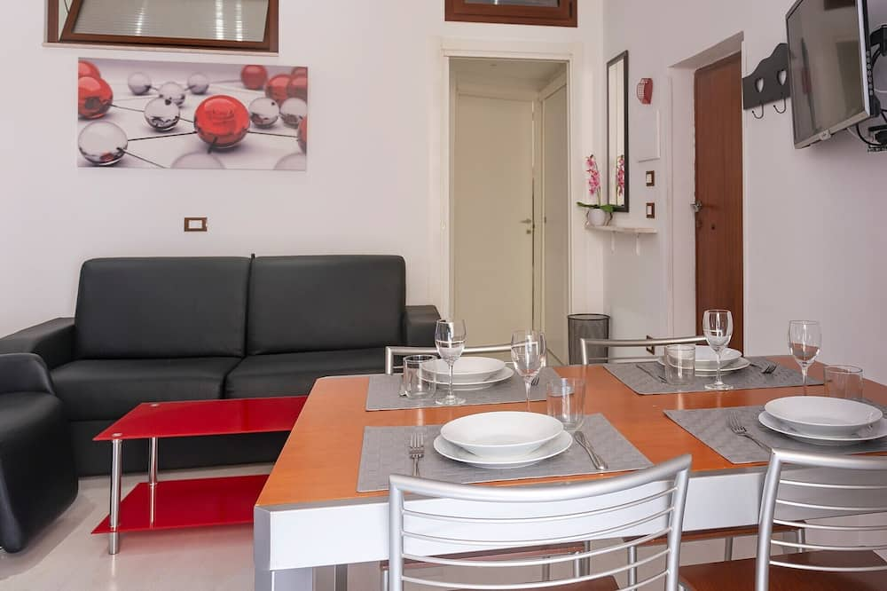 Lejlighed - 2 soveværelser - Opholdsområde