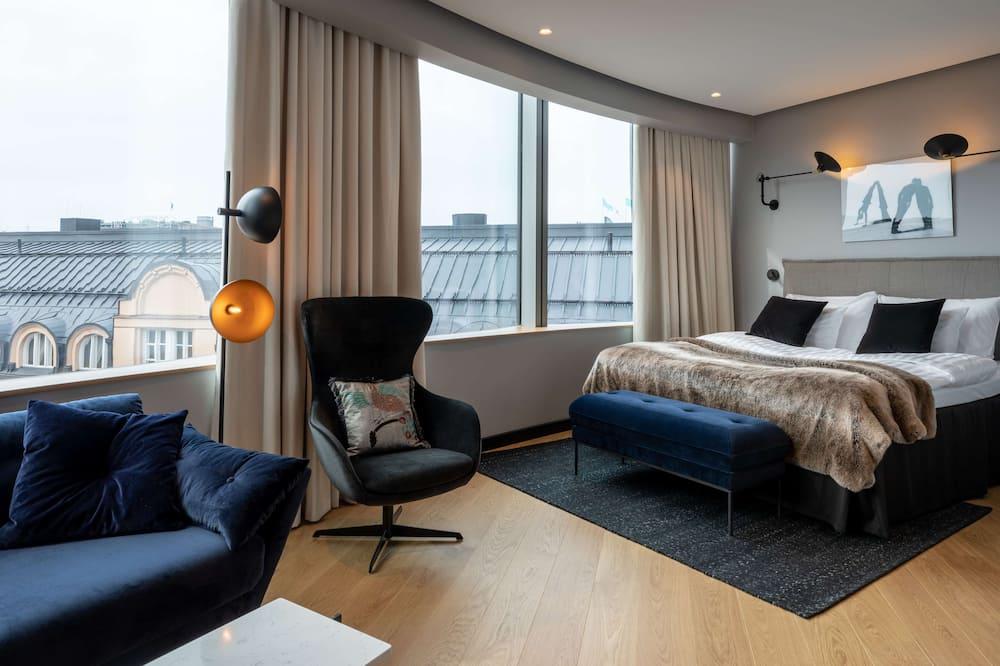 Superior-Zimmer, 1King-Bett (Plus) - Zimmer