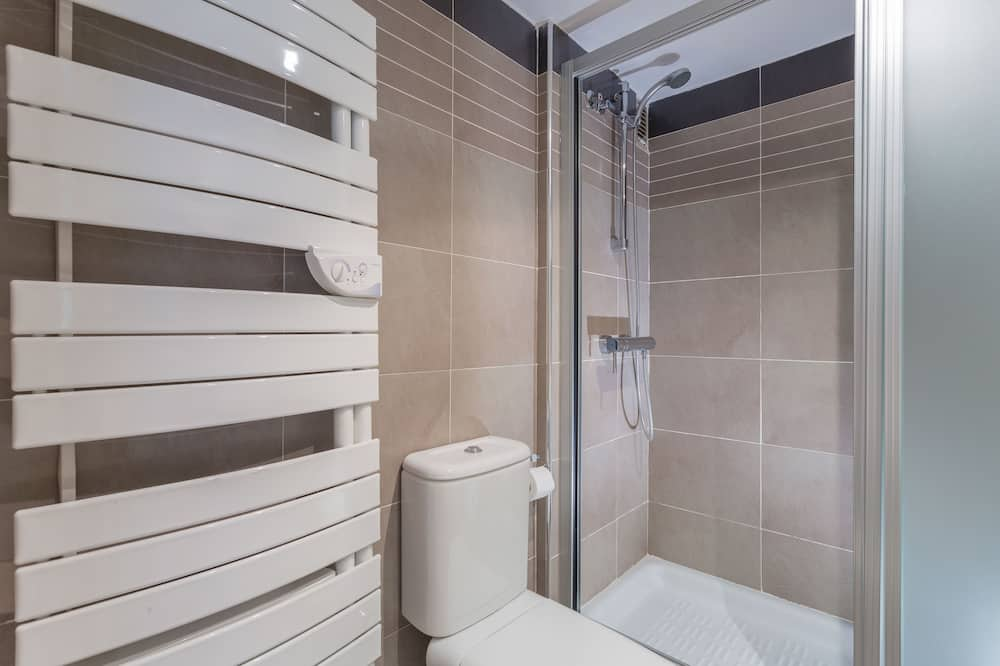 Standardlejlighed - Badeværelse