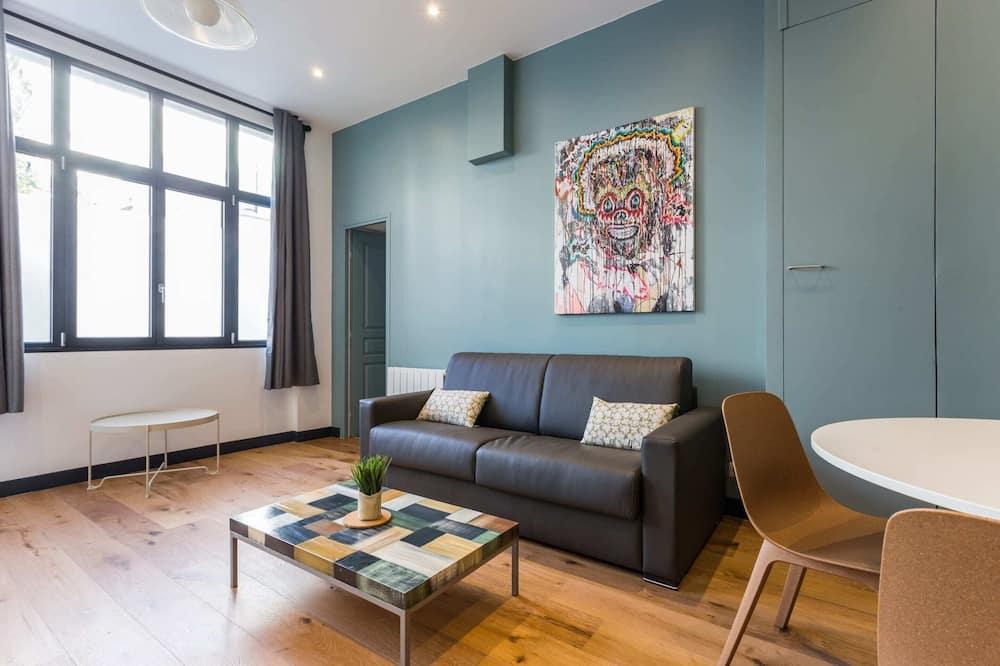Basic Διαμέρισμα, Περισσότερα από 1 Κρεβάτια - Καθιστικό