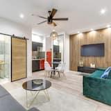 Apartment (Greneta) - Living Room