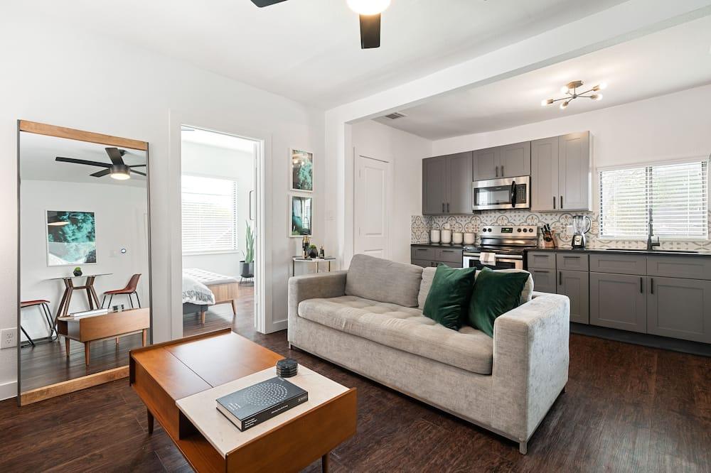 公寓 (1 Bedroom) - 客廳