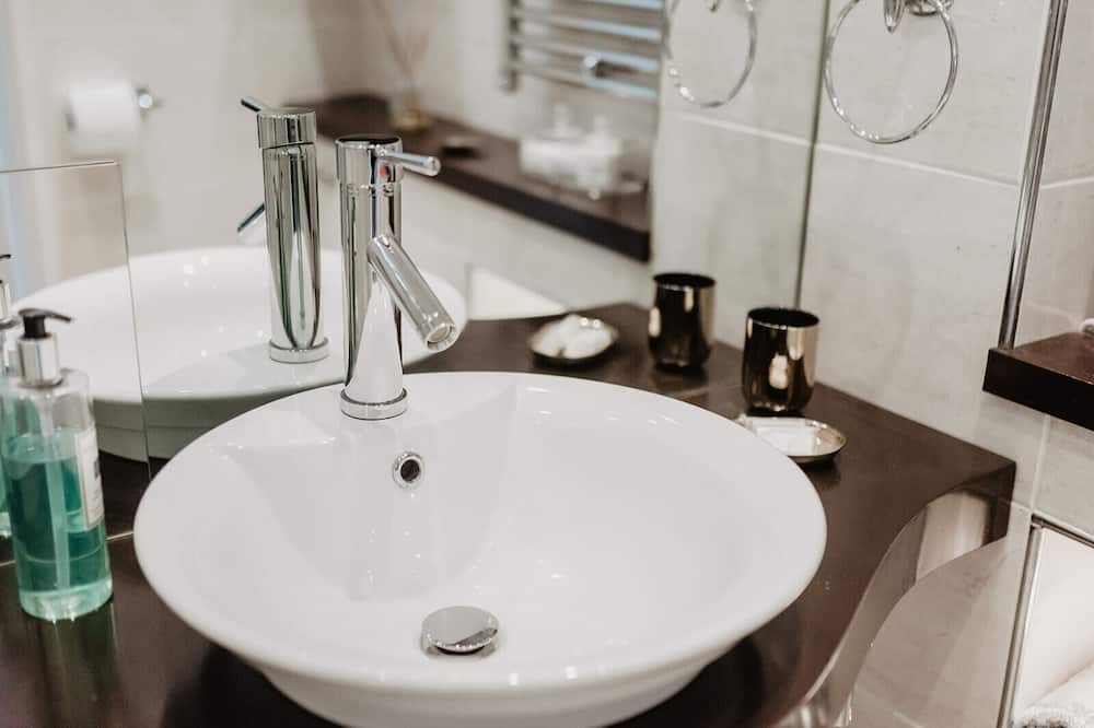 Exclusive-Apartment - Badezimmer