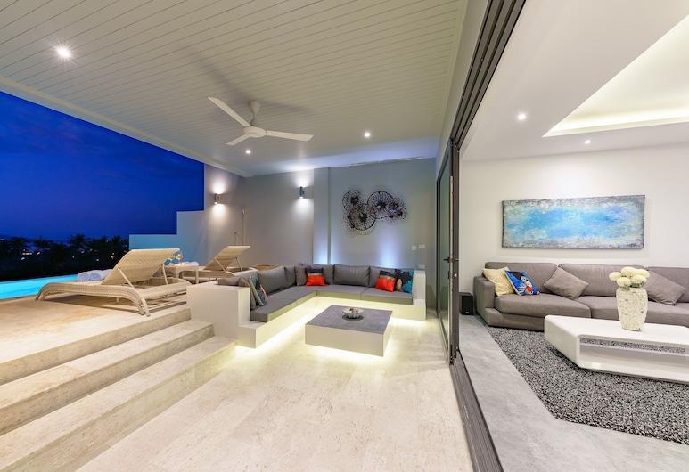 Villa Ocean Vista Seaview Private Pool, Koh Samui, Terrace/Patio