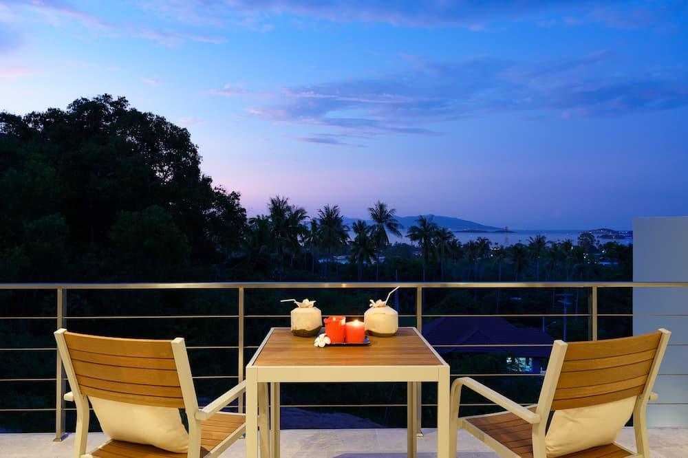 Luxusná vila - Balkón