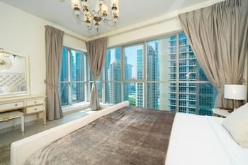 Selline näeb välja Hi Guests Vacation Homes - Boulevard Central Tower, Dubai