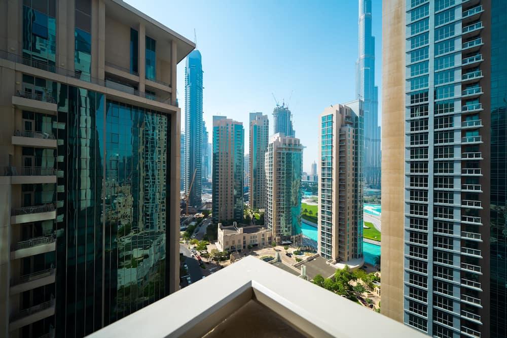 Розкішні апартаменти - Балкон