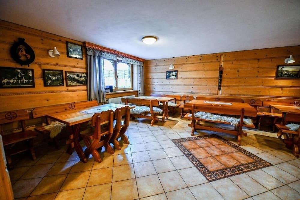 Chalet - Sala de estar