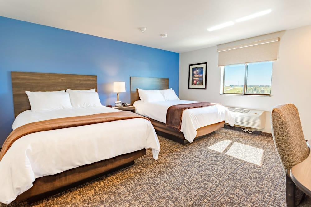 Tuba, 2 laia voodit, erivajadustele kohandatud (Mobility) - Tuba