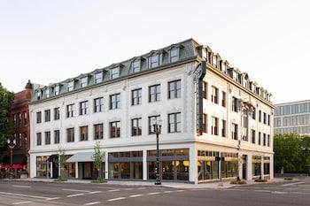 Foto van Hotel Grand Stark in Portland