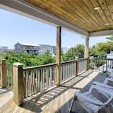 House, 3 Bedrooms, Ocean View - Balcony