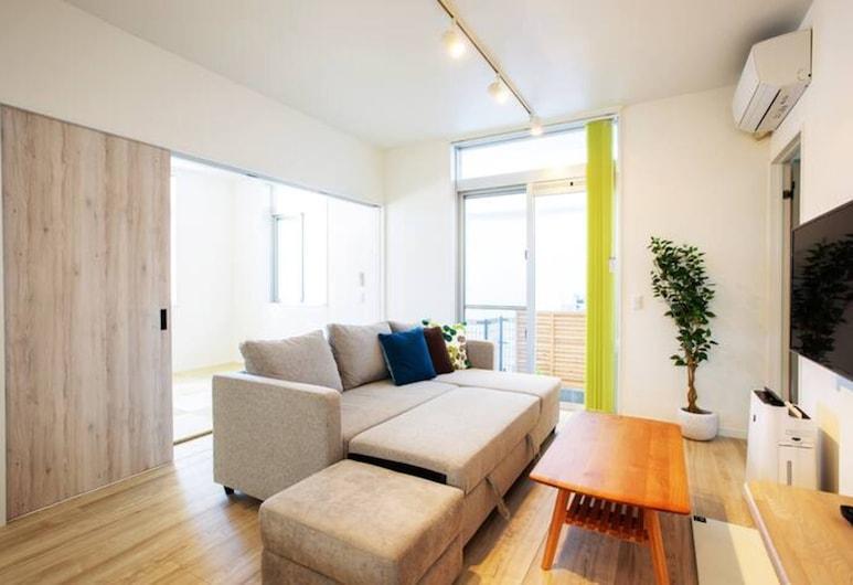 stylish House URUMA, 宇流麻, 獨棟房屋, 客廳