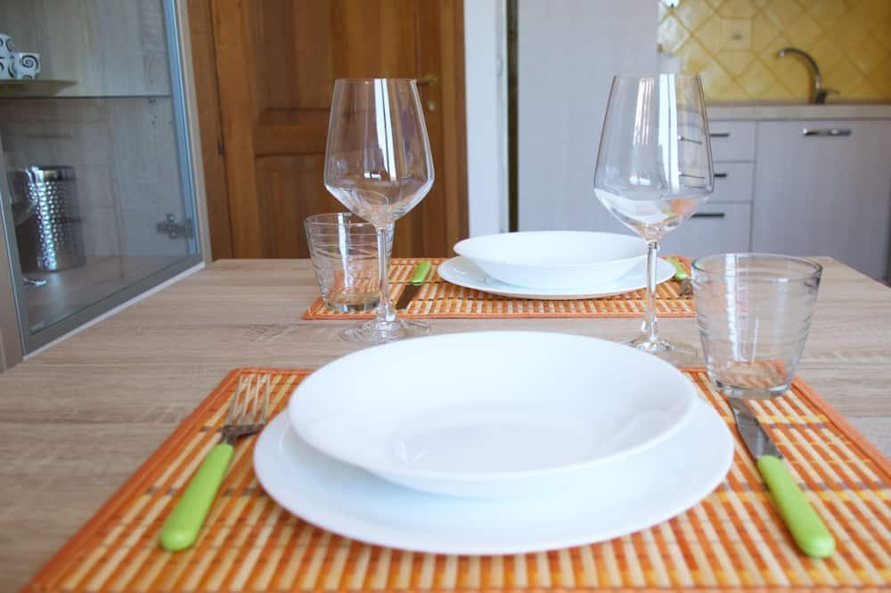 Apartmán, 1 spálňa, kuchyňa - Obývacie priestory