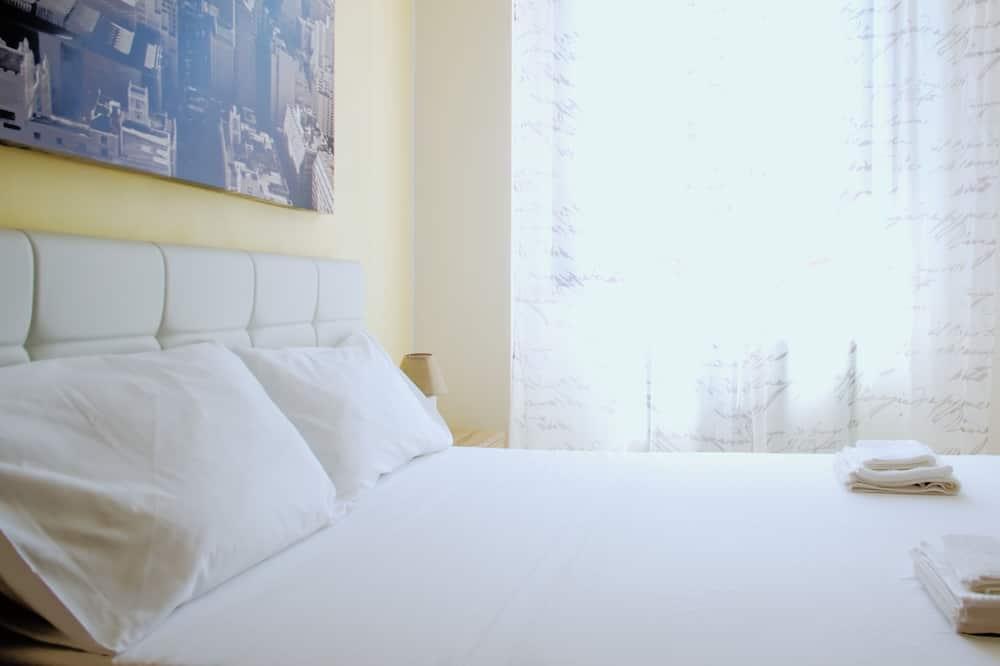 Apartmán, 1 spálňa, kuchyňa - Izba