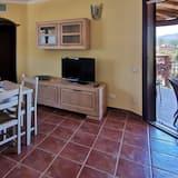 Külaliskorter, 2 magamistoaga, terrass - Lõõgastumisala