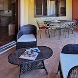 Külaliskorter, 2 magamistoaga, terrass - Terrass